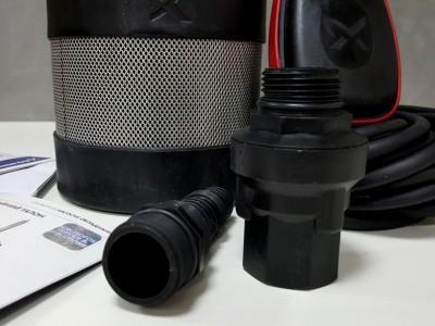 Погружной колодезный насос grundfos sb 3-35 a для систем водоснабжения