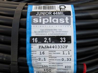 Irritec Junior D16 мм (photo1)