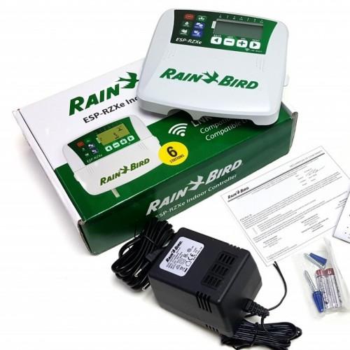 Контроллер Rain Bird ESP-RZXe-6i внутренний на 6 станции