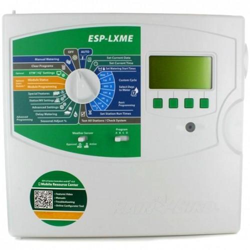 Контроллер модульный Rain Bird ESP-LXMEF на 12 станций с модулем FloSmart