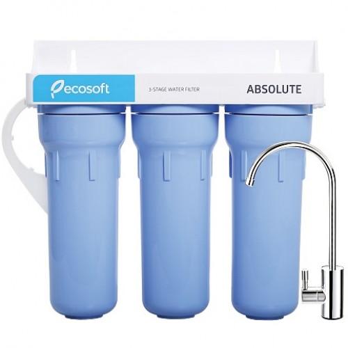 Тройной фильтр Ecosoft Absolute FMV3ECO