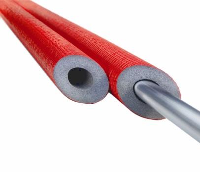 Изоляция для труб красная nmc Sanflex 28 x 6