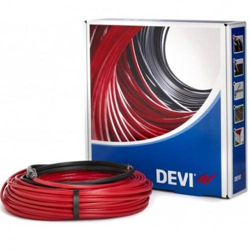140F1237 Нагревательный кабель двухжильный  DEVIflex 18T-270Вт х 15м