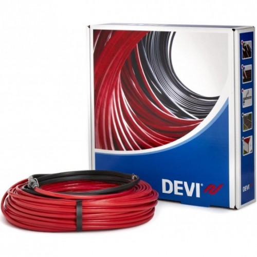140F1241 Нагревательный кабель двухжильный  DEVIflex 18T-680Вт х 37м