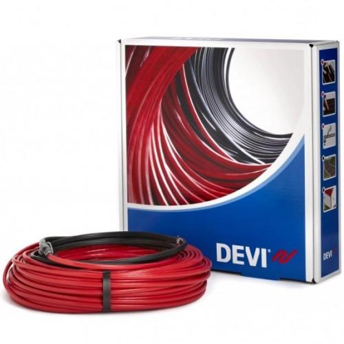 140F1243 Нагревательный кабель двухжильный  DEVIflex 18T-935Вт х 52м