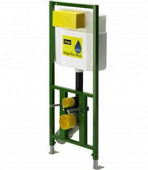606664 Инсталяционный модуль-бачок Viega Eco Plus для унитаза