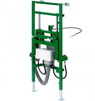 736903 Инсталяционный модуль для умывальника Viega Eco Plus, регулируемый по высоте