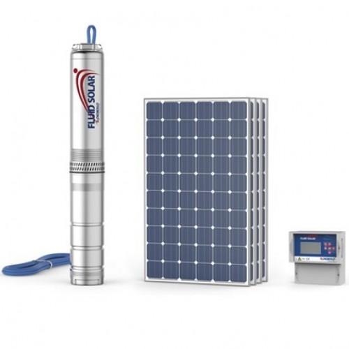 Насос глубинный Pedrollo FLUID SOLAR 1/10 на солнечной энергии