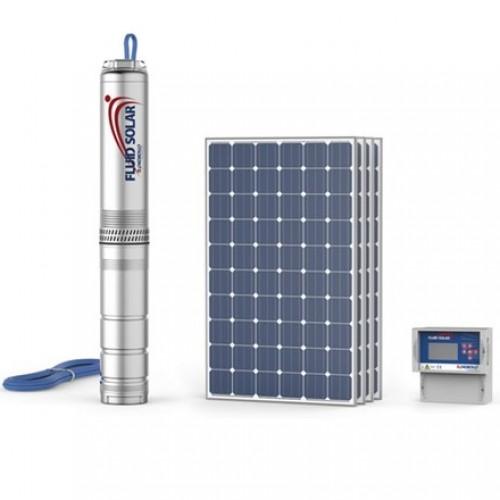 Насос глубинный Pedrollo FLUID SOLAR 1/20 на солнечной энергии