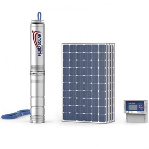 Насос глубинный Pedrollo FLUID SOLAR 4/4 на солнечной энергии