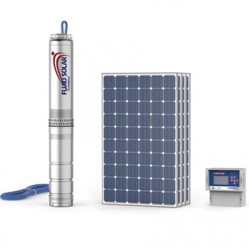 Насос глубинный Pedrollo FLUID SOLAR 6/3 на солнечной энергии