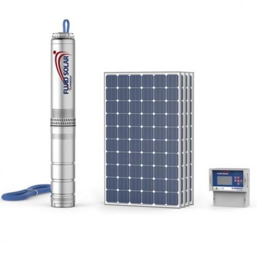 Насос глубинный Pedrollo FLUID SOLAR 6/6 на солнечной энергии