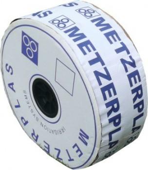 Капельная лента Metzerplas Ultra Lin 6мил х 33см х 1.6л/час (3500м)