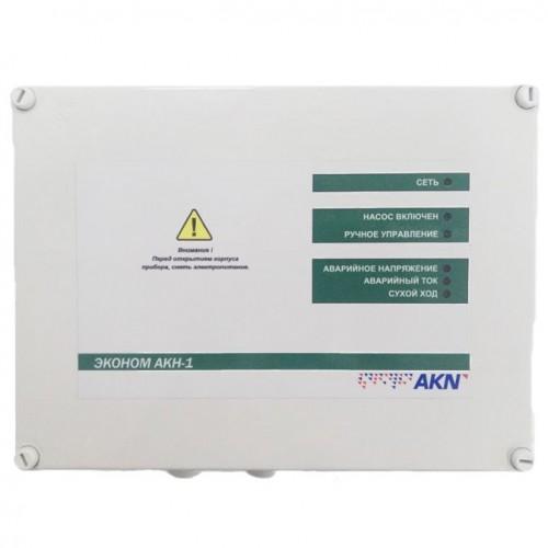 Устройство комплексной защиты насоса ЭКОНОМ АКН-1-7,5