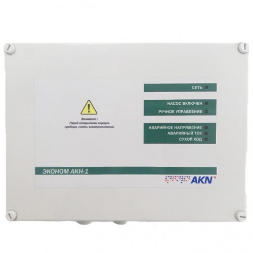 Устройство комплексной защиты насоса ЭКОНОМ АКН-1-15,0