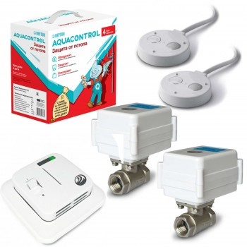 """Защита от протечек воды Neptun Aquacontrol (Эконом) - 3/4"""""""