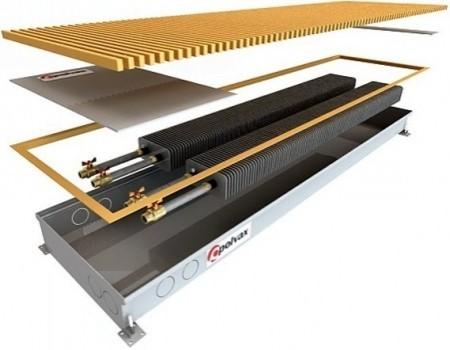 Внутрипольный конвектор с вентилятором Polvax KV 230.1250.67