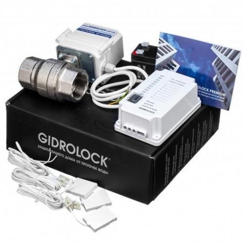 Защита от потопа GIDROLOCK Professional Enolgas 6