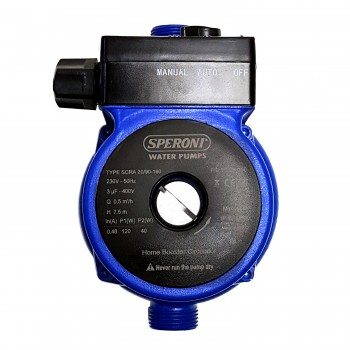 Насос для повышения давления Speroni SCRA 20/90-160