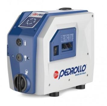 Новинка от Pedrollo - автоматическая бустерная система с инвертором Pedrollo DG PED