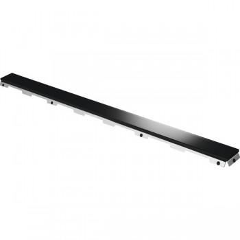 Стеклянная панель Black glass для трапа TECEdrainline 1500 мм 601592