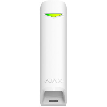 Датчик движения с узким углом обзора AJAX MotionProtect Curtain (White)