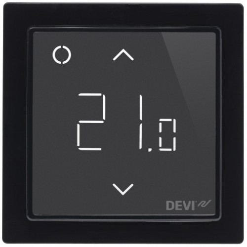 140F1142 Терморегулятор DEVIreg Smart черный