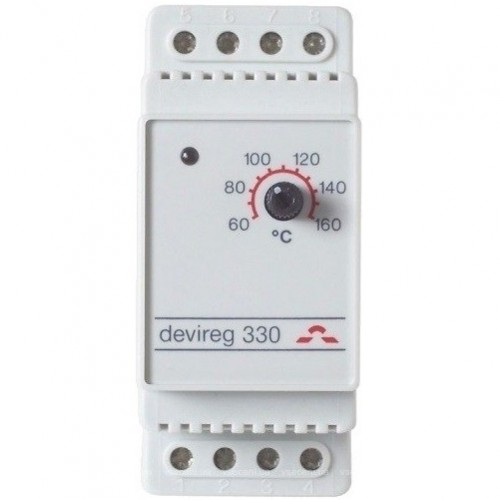 140F1073 Терморегулятор DEVIreg 330 (+60...+160°С)