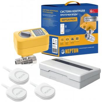 Защита от протечек воды Neptun PROFI 12В 3/4 Light