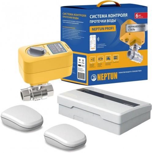 Защита от протечек воды Neptun PROFI WIFI Light 12В 1/2