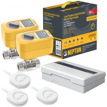 "Защита от протечек воды Neptun ProW PROFI 220В 3/4"""
