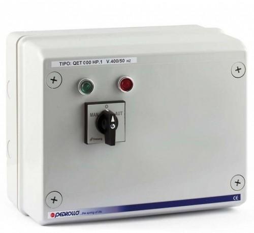 Пульт управления насосом Pedrollo QET 550 (4кВт)