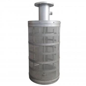 """Самоочищающийся всасывающий фильтр SM - 4"""" (100 м3/час)"""