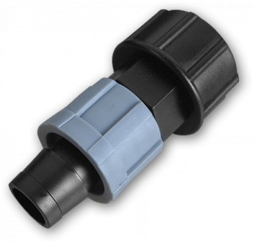 Адаптер, капельная лента - внутренняя резьба 1/2 (SM09-12L)