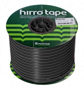 Капельная лента Pestan Hirro Tape 8мил х 30см х 1.0л/час (500м)