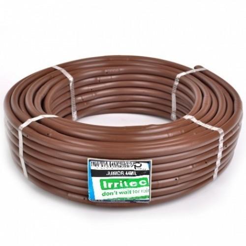 Капельная трубка Irritec Brown D16 мм, L33 см, Q2,1 л/ч (100м)