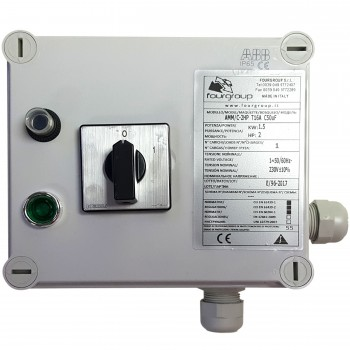 Пульт управления FourGroup AMM/C-3.0Hp (2.2 кВт)