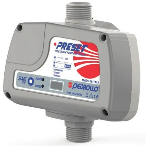 Контроллер давления Pedrollo PRESET