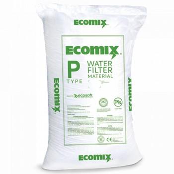 Фильтрующий материал Ecomix P 25 л.