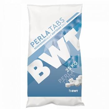 Таблетированная соль BWT PERLA TABS - 25 кг