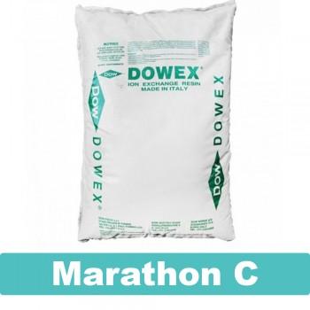 Ионообменная смола Dowex Marathon C 25 л.