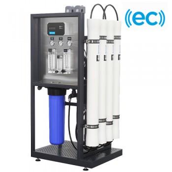 Коммерческая система обратного осмоса Ecosoft MO 24000 ECONNECT