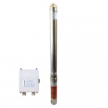 Насос глубинный Optima 2.5SDm 1.5/25 (Кабель 15 м)