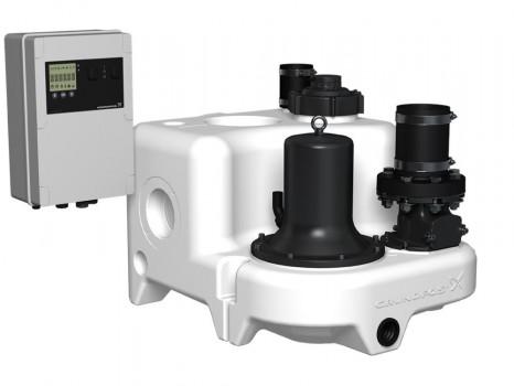 Канализационная установка Grundfos Multilift M.22.3.4 3x400V (97901068)