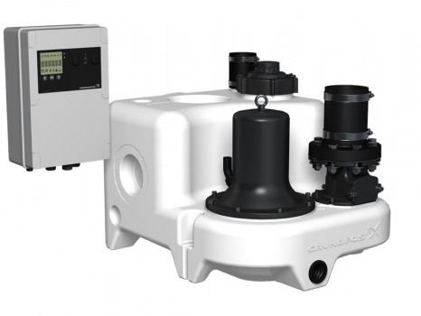 Канализационная установка Grundfos Multilift MLD.15.3.4 3x400V (97901107)