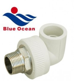 "Колено Blue Ocean 50 x 1 1/2"" Н"