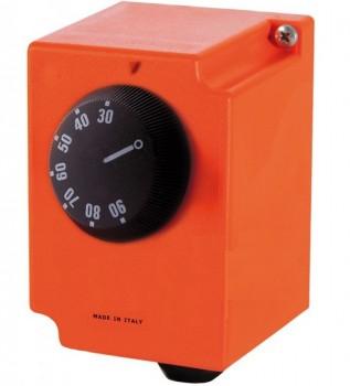Накладной регулируемый термостат Icma №610