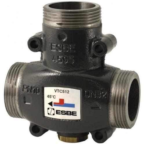 """VTC511 Трехходовой термический клапан Esbe 1"""" x 60°С"""