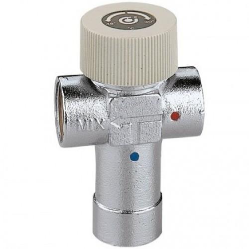 """520440 Смеситель термостат Caleffi 1/2"""" x 40-60°С"""