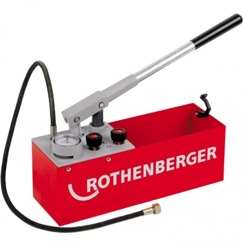 Аренда ручной насос для проверки системы на герметичность Rothenberger (залог 3000 грн)